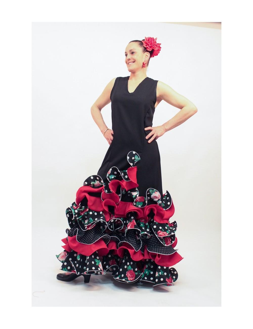 Trajes de Flamenca Nella