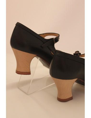 Chaussures de flamenco professionnelles Begona Correa