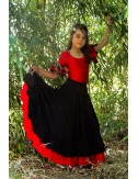 Kit 2 tenue flamenco enfant Becky