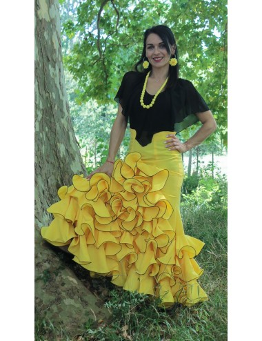 Jupe Amarilla