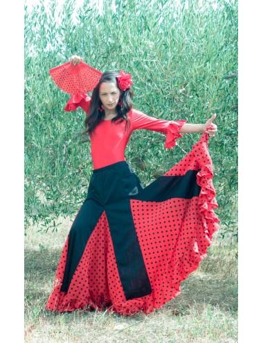 Jupe  Mélodia Roja
