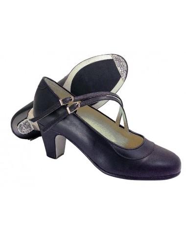 Chaussures Gladis bride parallèle-3