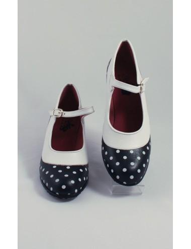 Chaussures Gladis bicolor