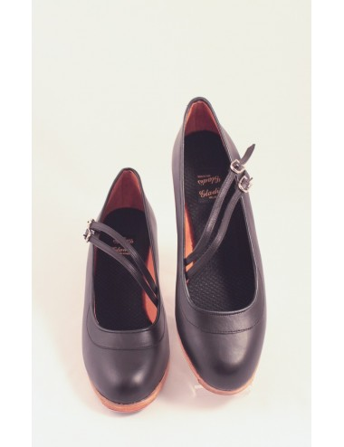 Chaussures Gladis bride parallèle