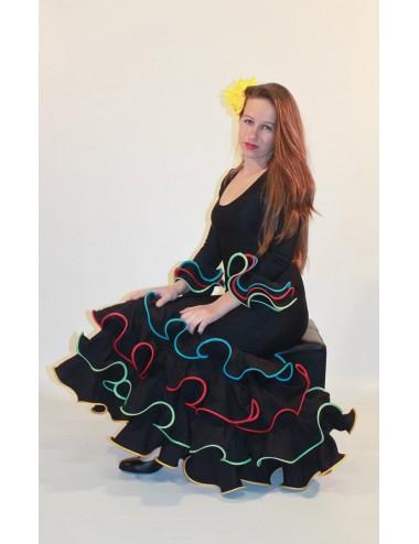 Trajes de Flamenca Ibiscus