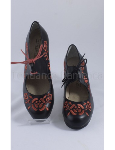 Chaussures flamenco Begona Cordonera M18 Bordado