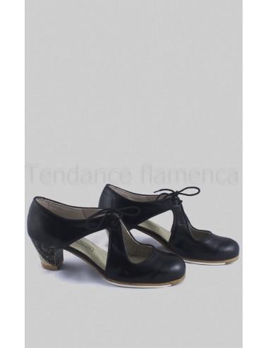 Chaussures flamenco Begona Escote M64