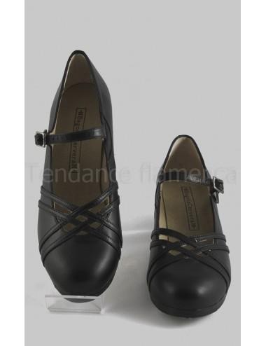 Chaussures flamenco Begona Calado M15