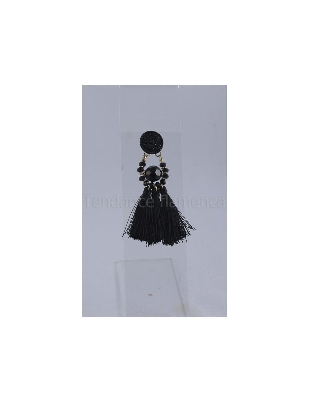 Bijoux Flamenca noir