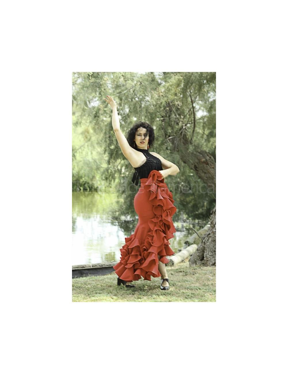 Jupe Cordou Roja
