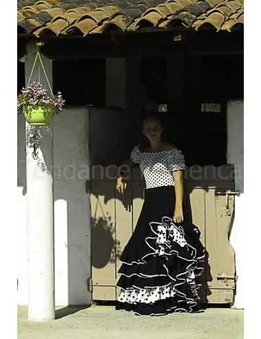 Jupe flamenco amazone Saya