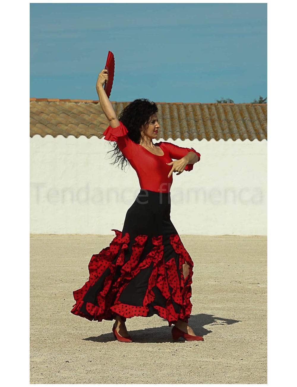 Falda flamenca Yoremy Lolita