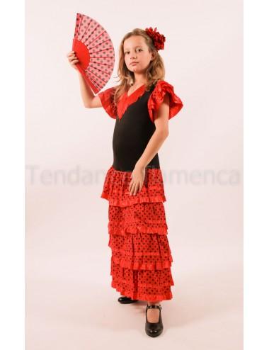 Robe de déguisement espagnol