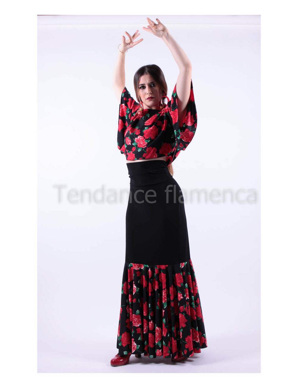 Jupe Beniel  , Jupe Flamenco