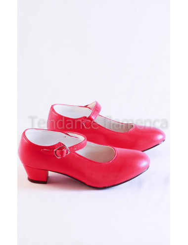 Chaussure yoremy rouge