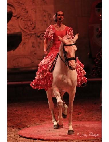 Jupe Cavalière Roja