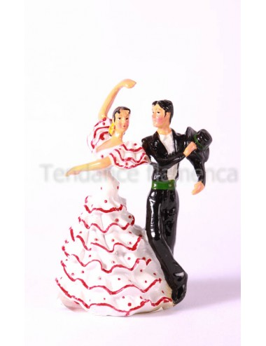 Figurine 1Couple danseur