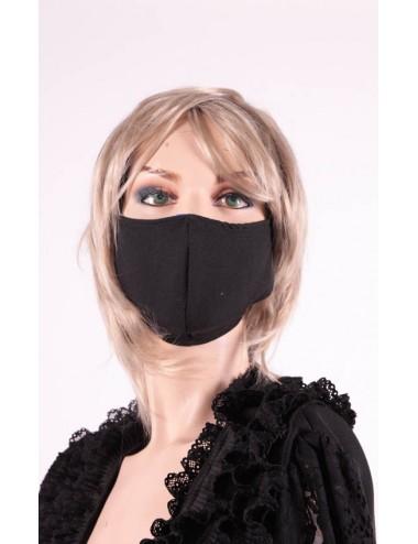 Masque covid 19 noir