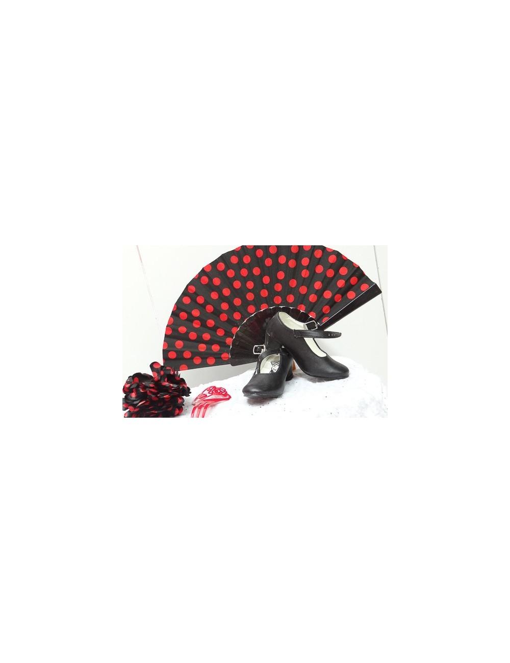 Kit accessoires déguisement flamenco 3
