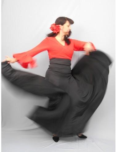 Falda flamenca Sans V